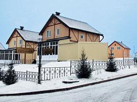 66% построенного с начала года в Кемеровской области жилья приходится на малоэтажку