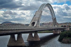 "Мост ""Лузитания""(Мерида, Испания)"