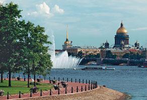 Санкт-Петербург. набережная Заячьего острова
