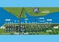 Жилой комплекс БЕЛЫЕ РОСЫ МКР, 22 дом: Схема расположения домов