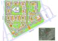 СОЛОНЦЫ-2 мкр, 10 квартал, 13 дом: Схема расположения домов