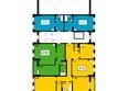 ПРЕОБРАЖЕНСКИЙ мкр, 1 дом: 2 секция, 2 этаж