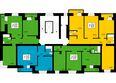 ПРЕОБРАЖЕНСКИЙ мкр, 18 дом: 1 секция, типовой этаж