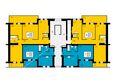 ПРЕОБРАЖЕНСКИЙ мкр, 20 дом: Блок 1, секция 2, 7 этаж