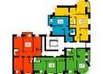ПРЕОБРАЖЕНСКИЙ мкр, 18 дом: 6 секция, типовой этаж