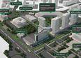 Жилой комплекс ПАРК СИТИ, апарт-отель: Схема расположения Парк Сити