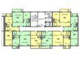 Иннокентьевский, 3 мкр, 5 дом: Подъезд 1-4, 6-14 этажи