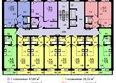 ЕНИСЕЙСКАЯ СЛОБОДА ж/к, 5 дом: блок-секция 2, этажи 2-6