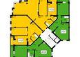 ПРЕОБРАЖЕНСКИЙ мкр, 1 дом: 5 секция, 2-6 этажи