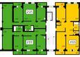ПРЕОБРАЖЕНСКИЙ мкр, 21 дом: 4 секция, 8 этаж