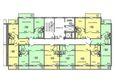 Иннокентьевский, 3 мкр, 5 дом: Подъезд 1-4, 3-5 этажи