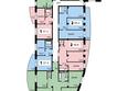 ОРБИТА ж/к, 1 оч: секция 3, 2-9 этаж