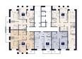 СТОЛИЧНЫЙ ж/к, корпус Б: корп. Б, секция 4,  4-11 этажи