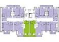 СНЕГИРИ ж/к, 1 дом: 2 секция 10 этаж(двухуровневые)