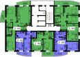 БЕЛЫЕ РОСЫ МКР, 30 дом: Типовой этаж