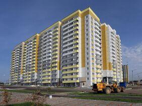 Новостройка Нанжуль-Солнечный мкр, 2 дом