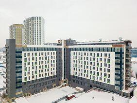 Новосройка ПАРК СИТИ, апарт-отель