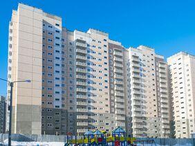 Новосройка Покровский, 3 мкр, 4 дом