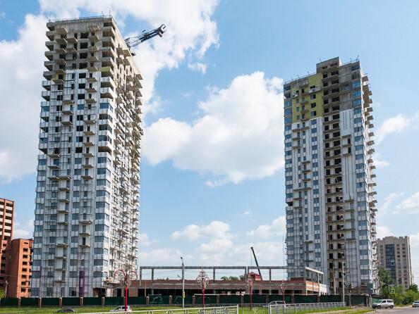Фото новостроек ПАРАЛЛЕЛИ ж/к, 1, 2 этап, 10 июня 2015