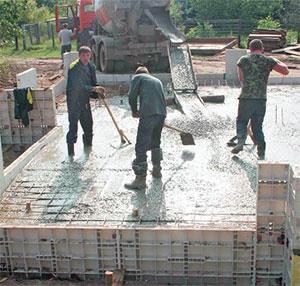 Висстрой бетон паропроницаемость цементный раствор