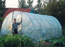 Теплица - теплый дом для овощей